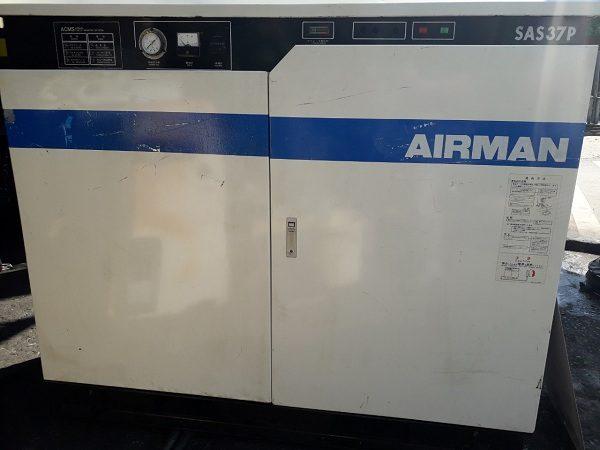bán máy nén khí cũ Airman SAS37P