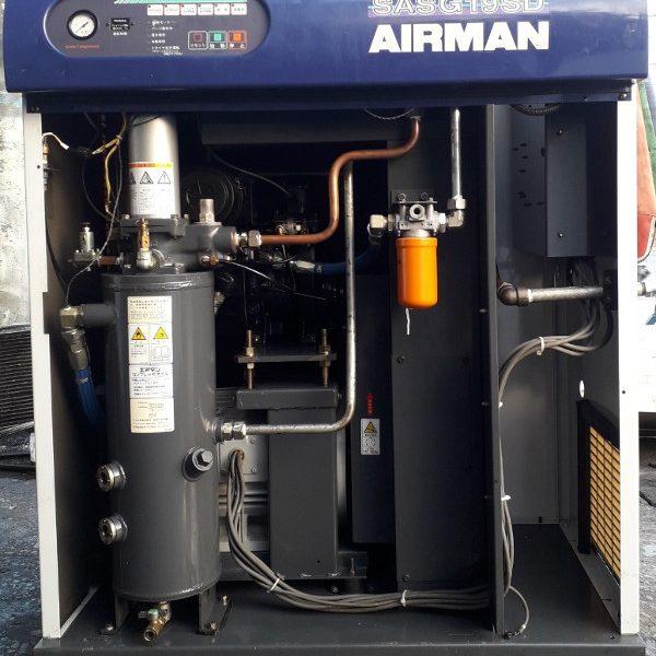 bán máy nén khí trục vít cao áp 18.5 kW