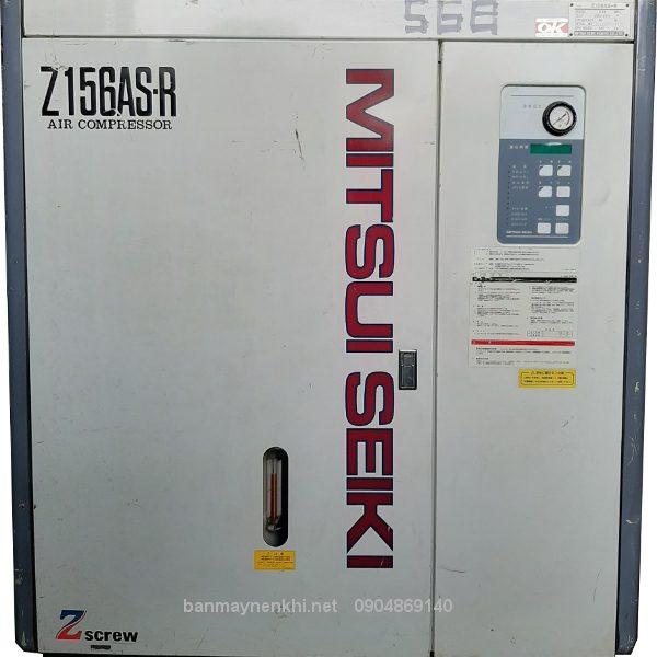 bán máy nén khí trục vít Mitsui seiki 15 kw giá rẻ, hàng Nhật Bản